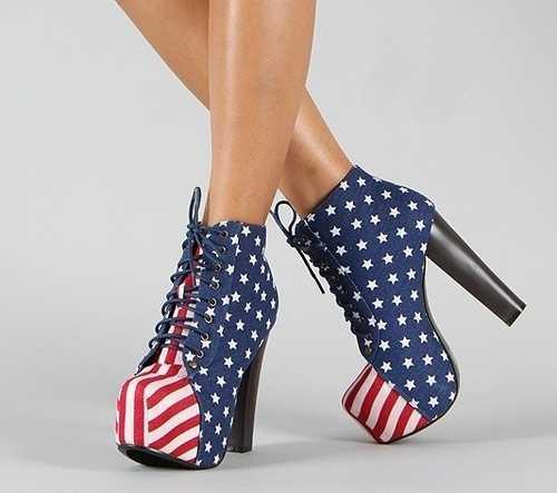 Доставка обуви из Америки
