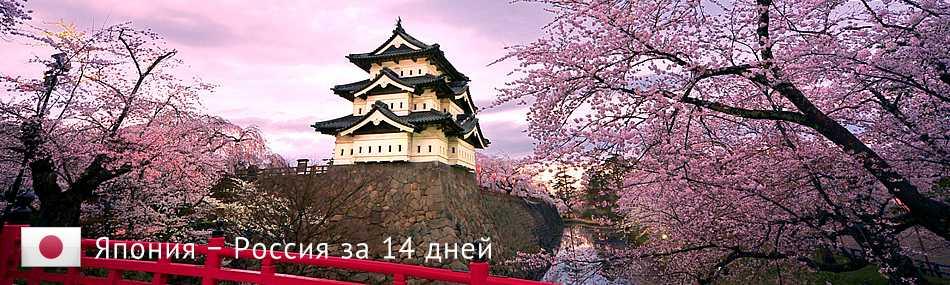 Доставка сборных грузов из Японии в Россию