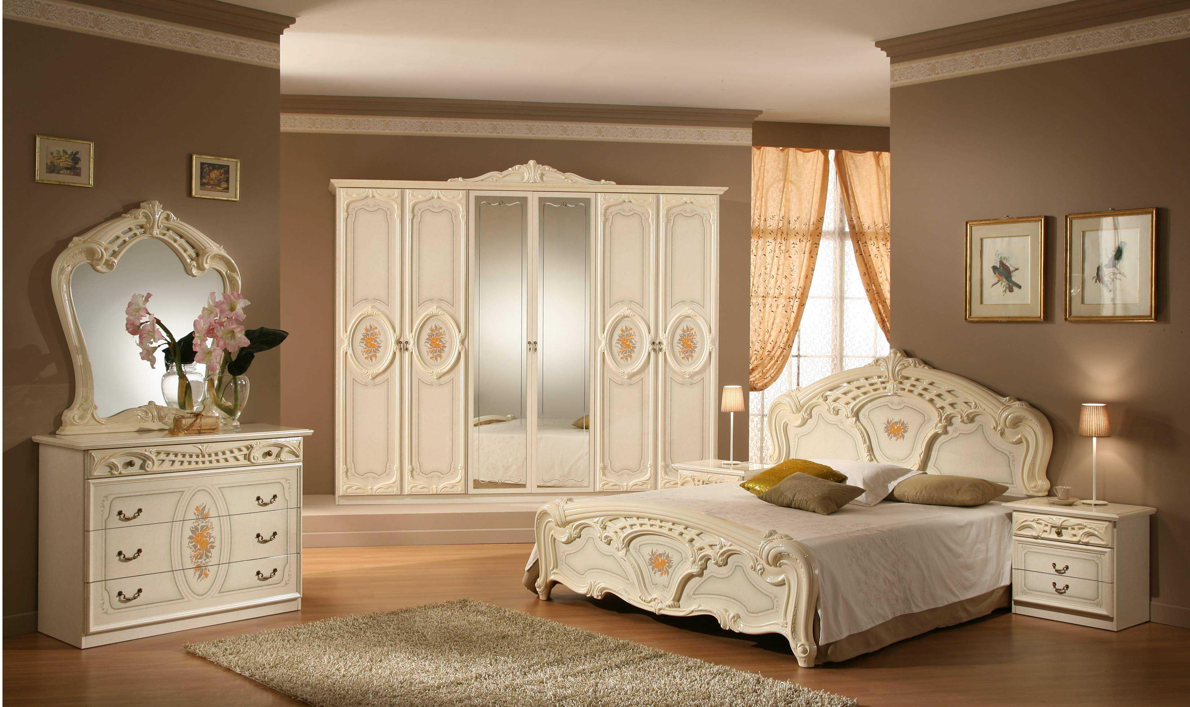 доставка итальянской мебели в Россию