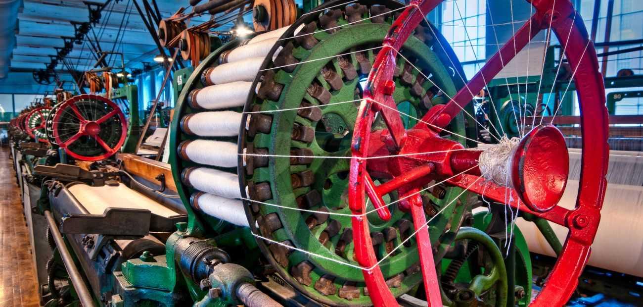 Доставка производственного оборудования из Индии
