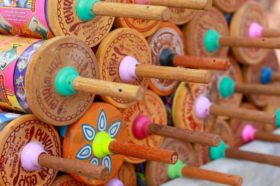 Доставка текстиля из Индии