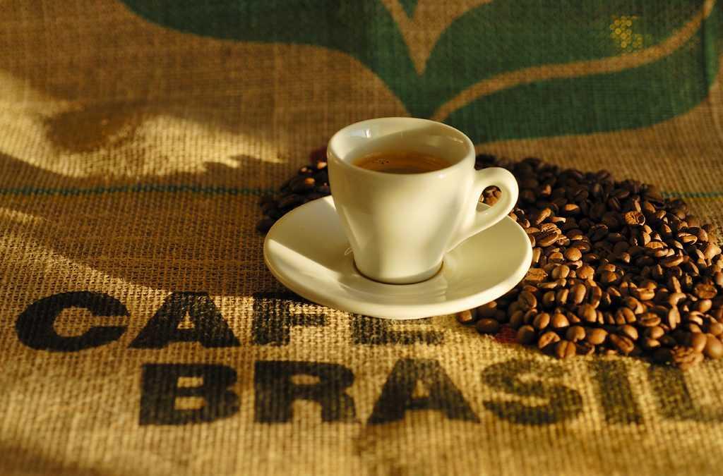Доставка кофе из Бразилии в Россию