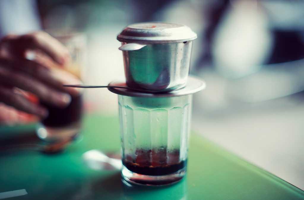 Доставка кофе из Вьетнама в Россию