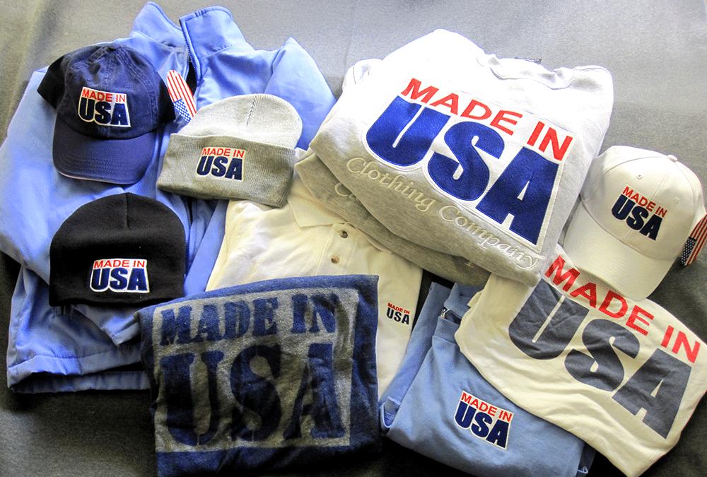 Доставка одежды из США в Россию