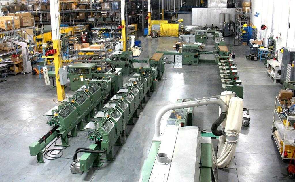 Доставка запчастей для промышленного оборудования из США