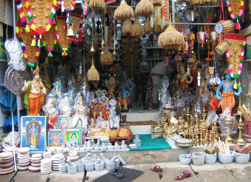 сувенирка индия