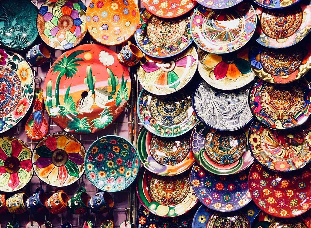сувениры испания